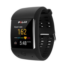 Polar M600 Armband applicatie zwart